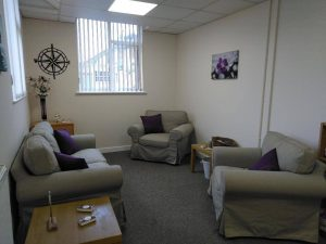 Calm and welcoming therapy and counselling Chorley Lancashire